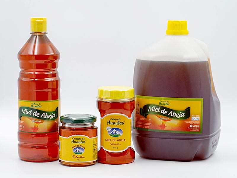 foto de producto miel de abeja
