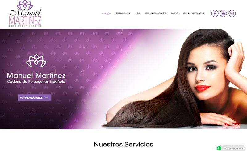 diseno-pagina-web-manuel-martinez-peluquerias
